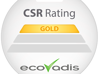 "Henkel was rewarded with the ""Gold Recognition  Level"" by EcoVadis"